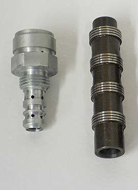 Precision honed part